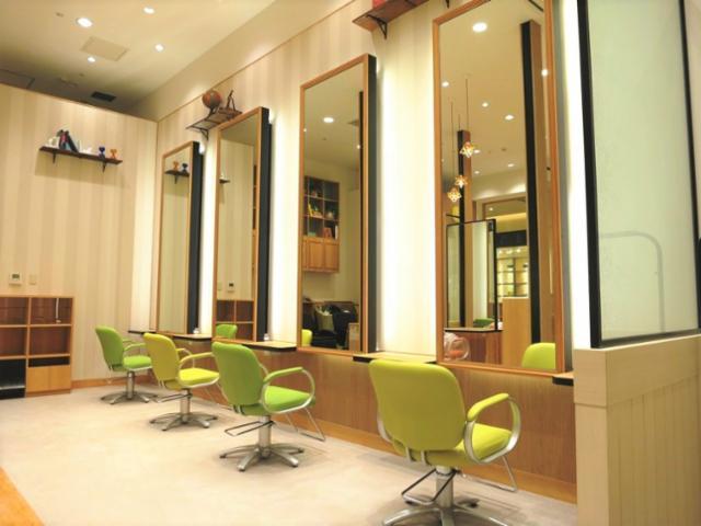 美容室イレブンカット 成城店の画像・写真