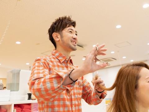 美容室イレブンカット 亀戸ショッピングセンター店の画像・写真